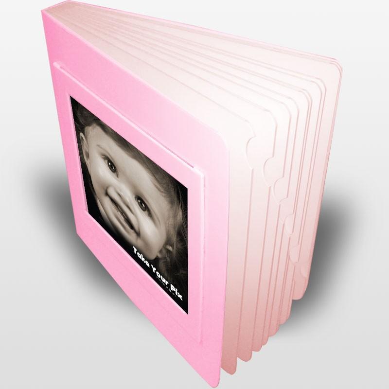 Pink Take Your Pix® (Blank) Album